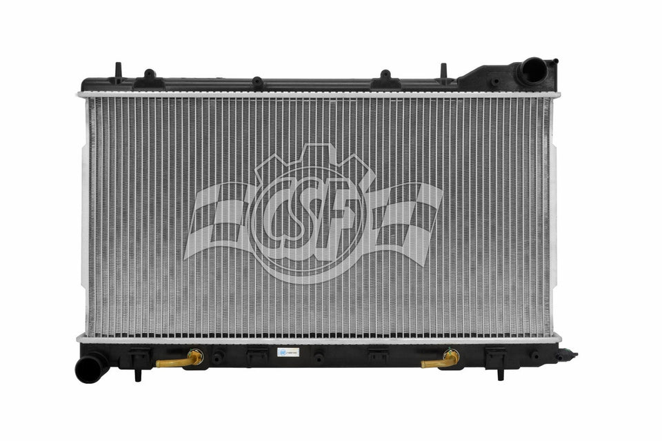 2004 SUBARU FORESTER 2.5 L RADIATOR CSF-3140