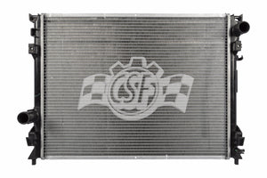 2007 CHRYSLER 300 2.7 L RADIATOR CSF-3174