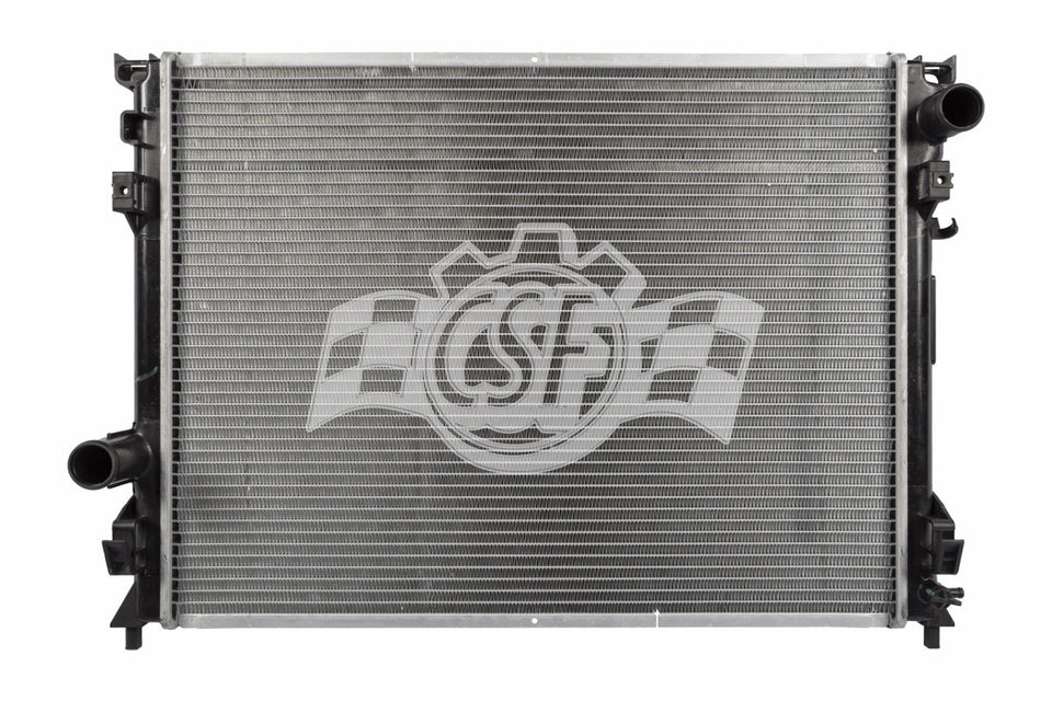 2012 CHRYSLER 300C 6.4 L RADIATOR CSF-3174