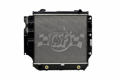 1992 JEEP WRANGLER 4.0 L RADIATOR CSF-3244