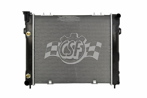 1993 JEEP GRAND CHEROKEE 4.0 L RADIATOR CSF-3246