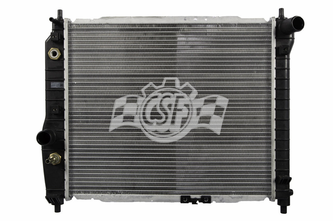 2007 CHEVROLET AVEO 1.6 L RADIATOR CSF-3255