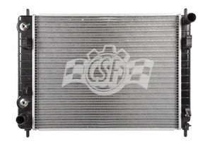 2009 CHEVROLET HHR 2.2 L RADIATOR CSF-3261