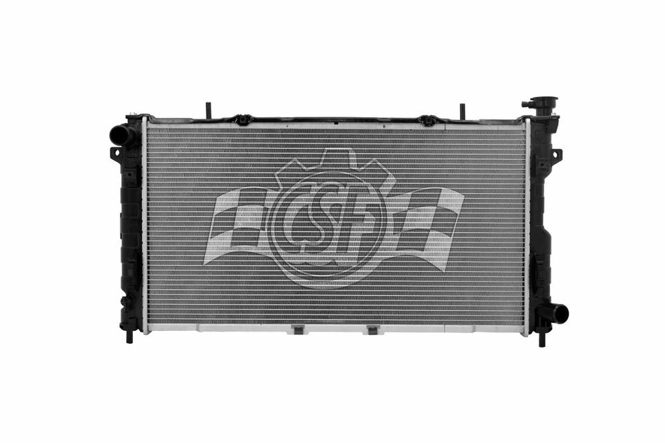 2006 CHRYSLER TOWN AND COUNTRY 2.4 L RADIATOR CSF-3265