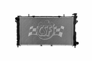 2007 DODGE GRAND CARAVAN 2.4 L RADIATOR CSF-3265