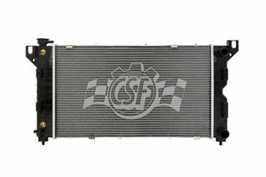 1998 DODGE CARAVAN 2.4 L RADIATOR CSF-3319