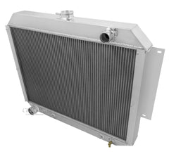 1966 CHRYSLER NEW YORKER 7.2 L RADIATOR AE332