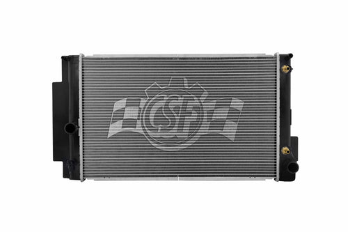 2009 SCION XB 2.4 L RADIATOR CSF-3387