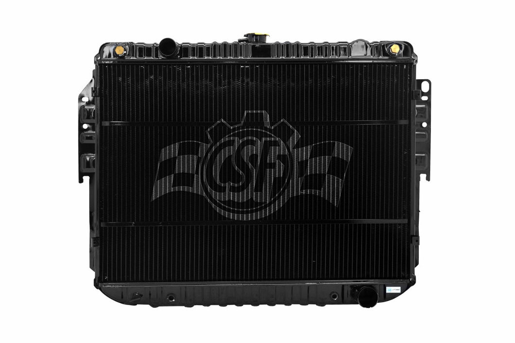 1979 DODGE MAGNUM 5.2 L RADIATOR CSF-3392