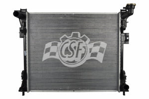 2010 CHRYSLER TOWN AND COUNTRY 4.0 L RADIATOR CSF-3416