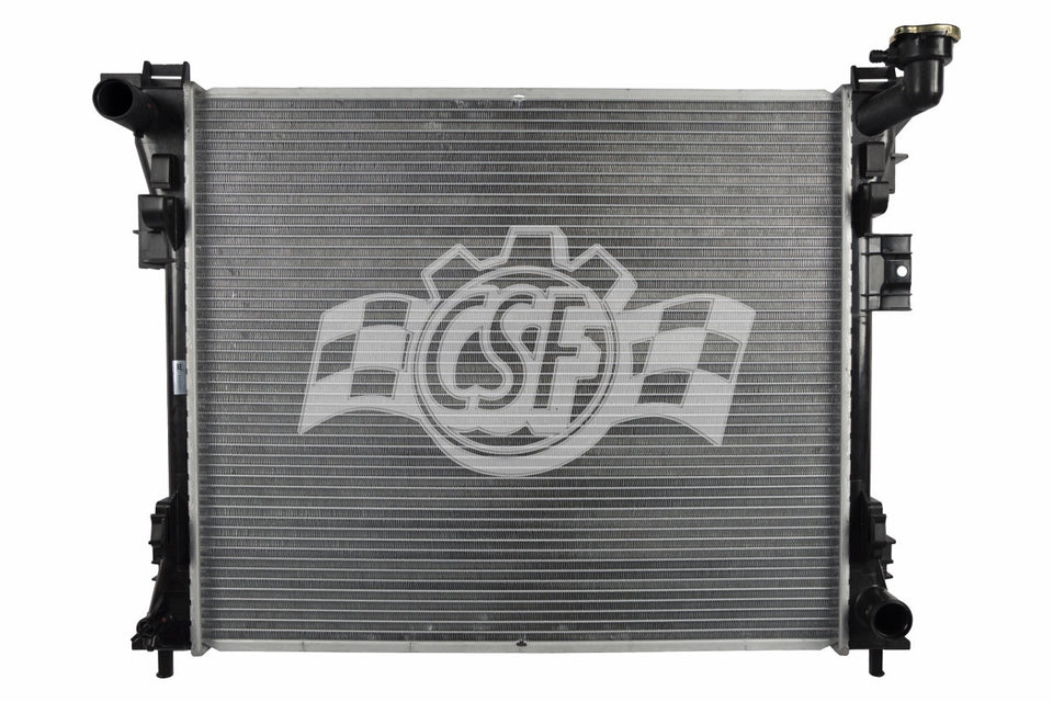 2009 CHRYSLER TOWN AND COUNTRY 3.3 L RADIATOR CSF-3416