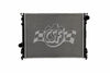 2009 CHRYSLER 300 2.7 L RADIATOR CSF-3417