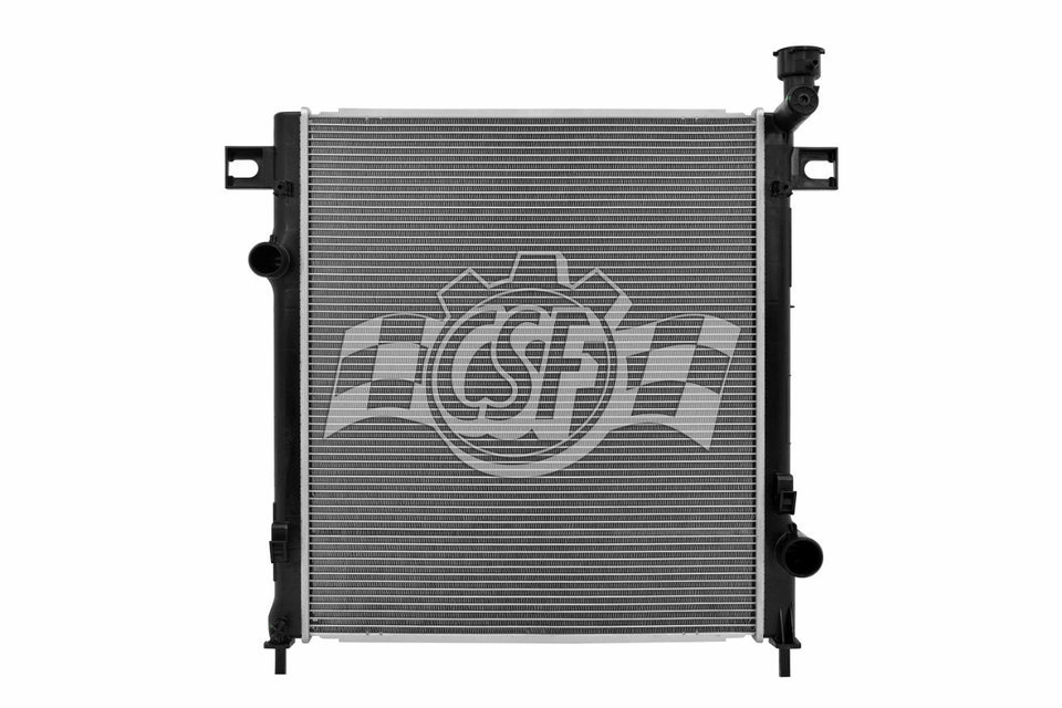2011 DODGE NITRO 4.0 L RADIATOR CSF-3419