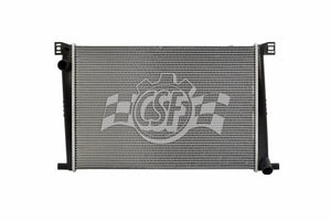 2011 MINI COOPER MINI 1.6 L RADIATOR CSF-3429