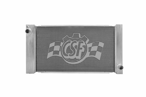 2013 MINI COOPER MINI 1.6 L RADIATOR CSF-3430