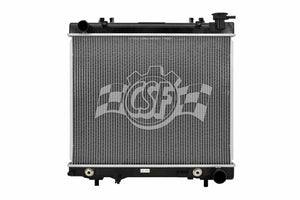 2008 DODGE DAKOTA 3.7 L RADIATOR CSF-3454