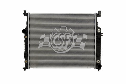 2007 MERCEDES-BENZ GL450 4.8 L RADIATOR CSF-3457