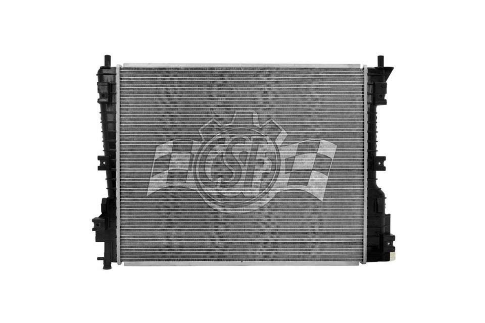 2013 FORD MUSTANG 5.0 L RADIATOR CSF-3468