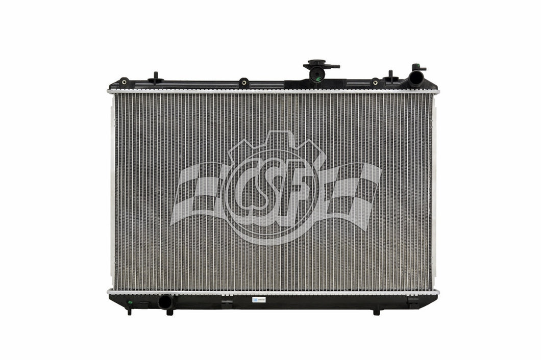 2008 TOYOTA HIGHLANDER 3.3 L RADIATOR CSF-3505