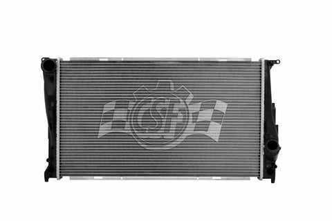 2009 BMW 135I 3.0 L RADIATOR CSF-3521