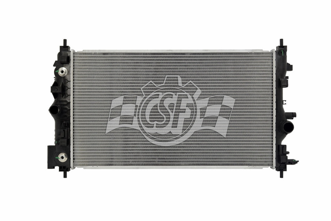 2014 CHEVROLET CRUZE 1.4 L RADIATOR CSF-3523