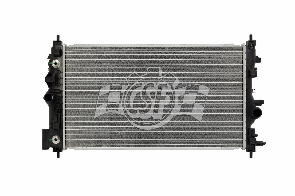 2013 CHEVROLET CRUZE 1.4 L RADIATOR CSF-3523