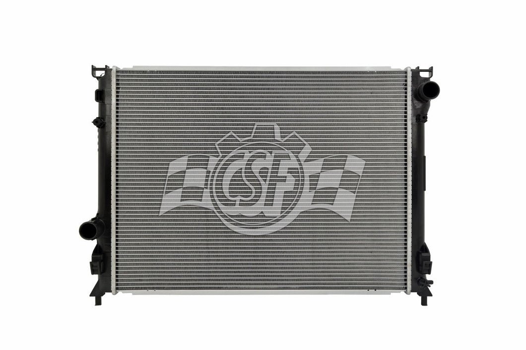 2012 DODGE CHARGER 5.7 L RADIATOR CSF-3525