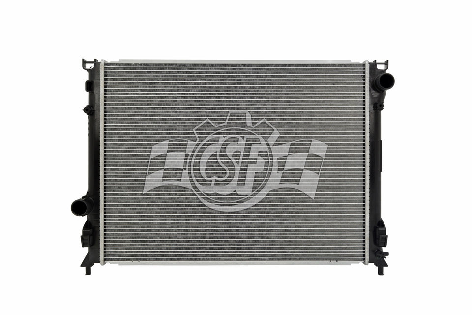 2010 CHRYSLER 300C 5.7 L RADIATOR CSF-3525