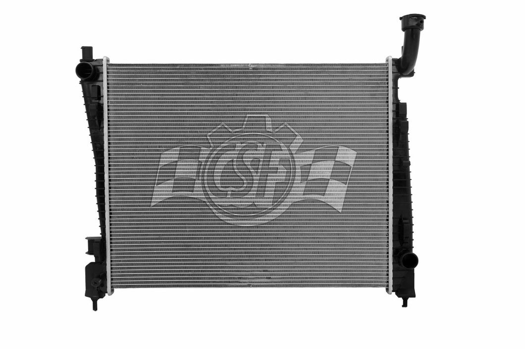 2013 DODGE DURANGO 5.7 L RADIATOR CSF-3543