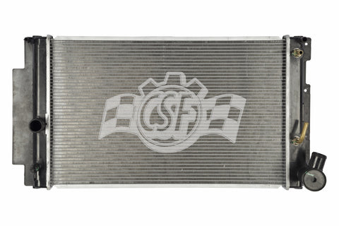 2012 SCION TC 2.5 L RADIATOR CSF-3556