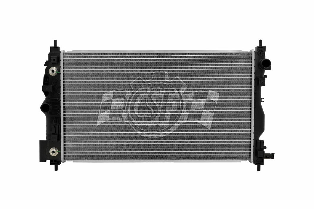 2012 BUICK ALLURE 2.4 L RADIATOR CSF-3577