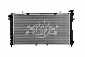2007 DODGE GRAND CARAVAN 3.3 L RADIATOR CSF-3631