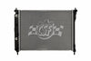 2015 CHEVROLET CAPTIVA 2.4 L RADIATOR CSF-3650