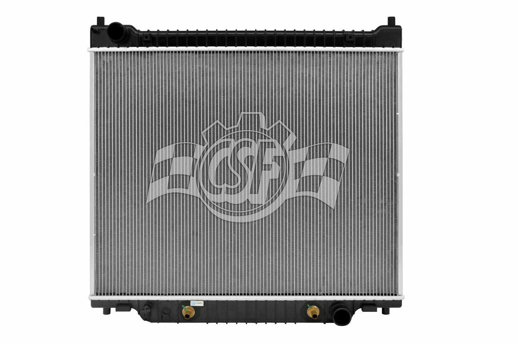2013 FORD E-150 5.4 L RADIATOR CSF-3673
