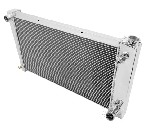 1967 GMC C15/C1500 PICKUP 3.8 L RADIATOR MC369