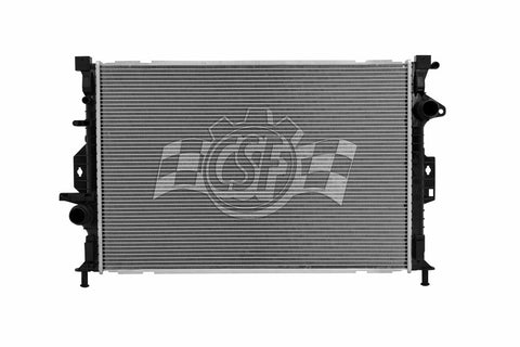 2010 LAND ROVER LR2 2.0 L RADIATOR CSF-3707