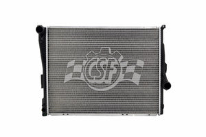 2005 BMW 325I 2.5 L RADIATOR CSF-3709