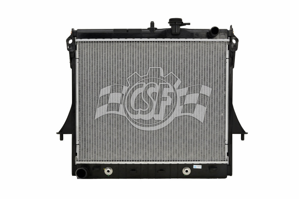 2007 CHEVROLET COLORADO 5.3 L RADIATOR CSF-3720