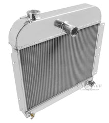 1941 PLYMOUTH P11 DELUXE 3.3 L RADIATOR CC4152