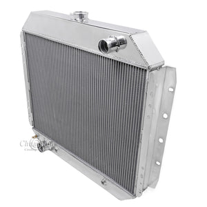 1971 FORD F-350 PICKUP 3.9 L RADIATOR EC433