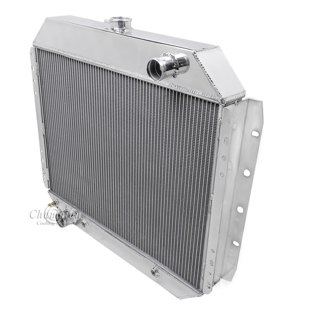 1972 FORD F-350 PICKUP 4.9 L RADIATOR EC433