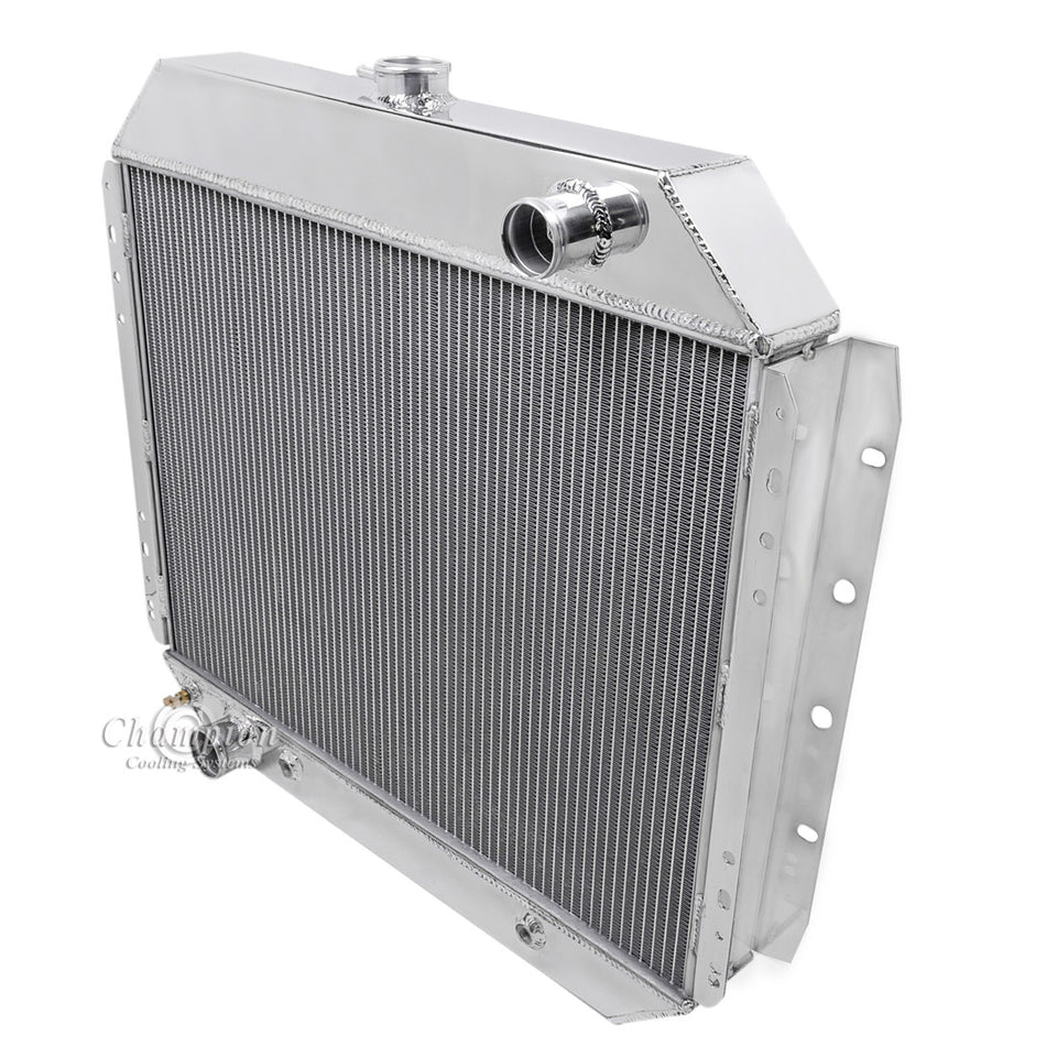 1973 FORD F-100 PICKUP 3.9 L RADIATOR EC433