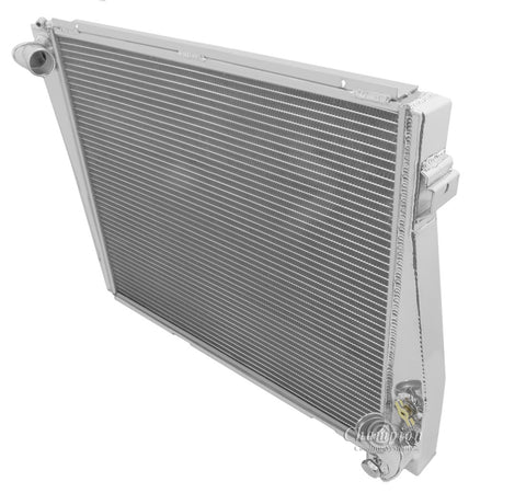 1970 BMW 1602 1.6 L RADIATOR EC6974