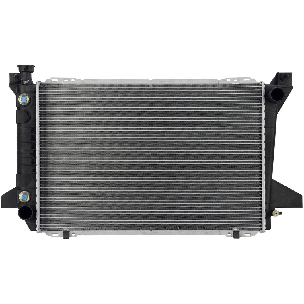 1986 FORD BRONCO 5.0 L RADIATOR MIZ-1453