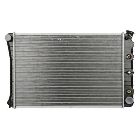 1966 OLDSMOBILE CUTLASS 5.4 L RADIATOR MIZ-161