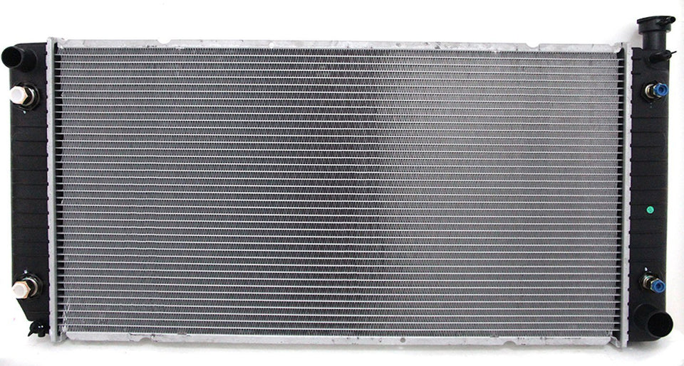 1992 CHEVROLET C3500HD 5.7 L RADIATOR MIZ-1694