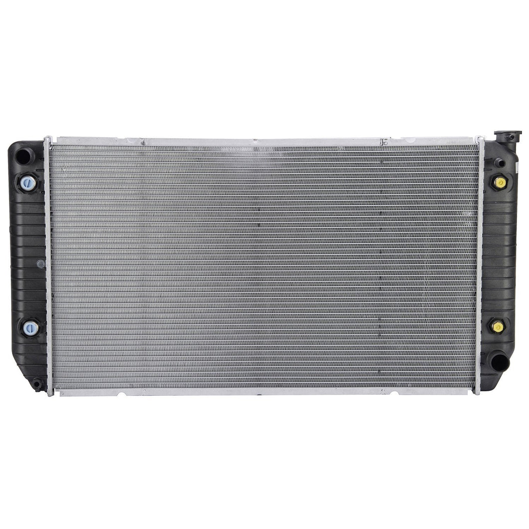 1996 CHEVROLET C3500HD 7.4 L RADIATOR MIZ-1696