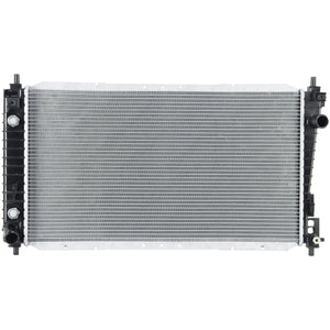1996 LINCOLN CONTINENTAL 4.6 L RADIATOR MIZ-1729