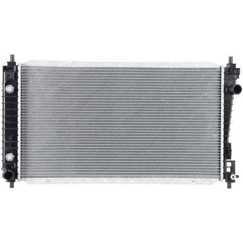 1998 LINCOLN CONTINENTAL 4.6 L RADIATOR MIZ-1729