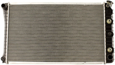 1988 GMC JIMMY 5.7 L RADIATOR MIZ-1770